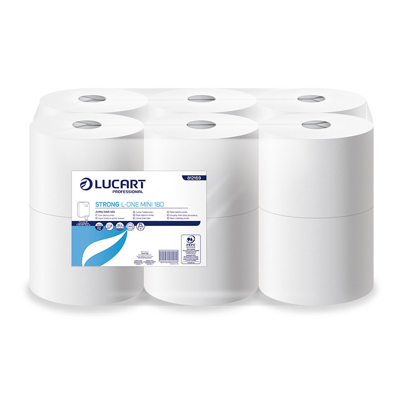 Lucart Strong L-one Mini 180 - 812169 -