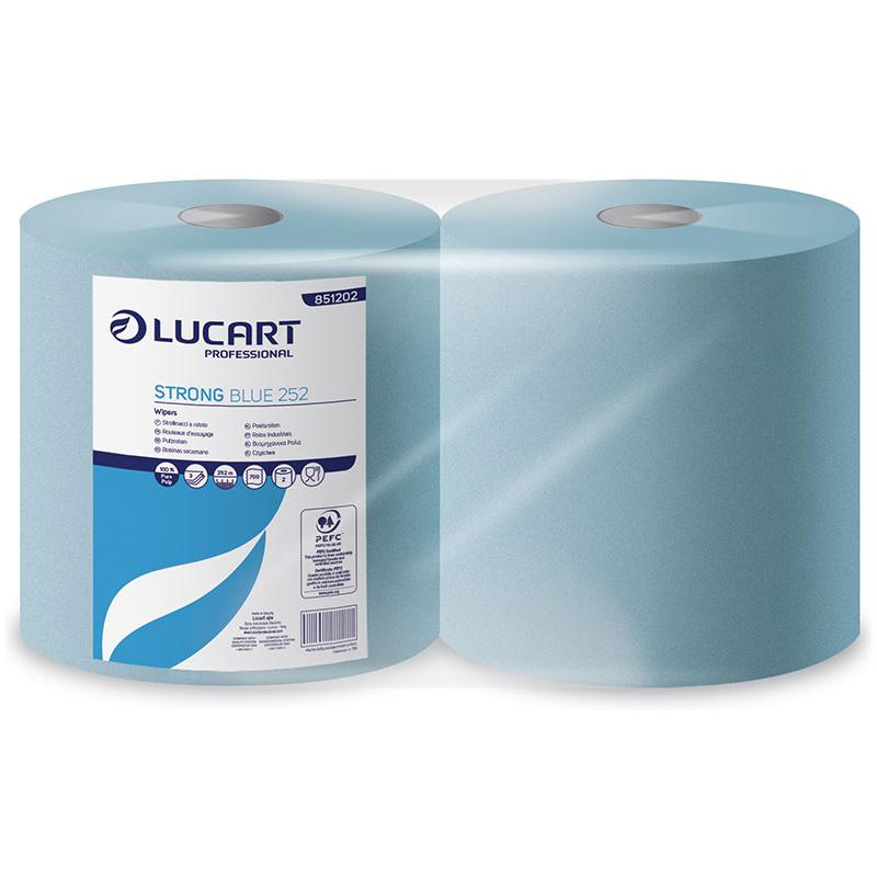 Lucart Strong Blue 252 - 851202N -
