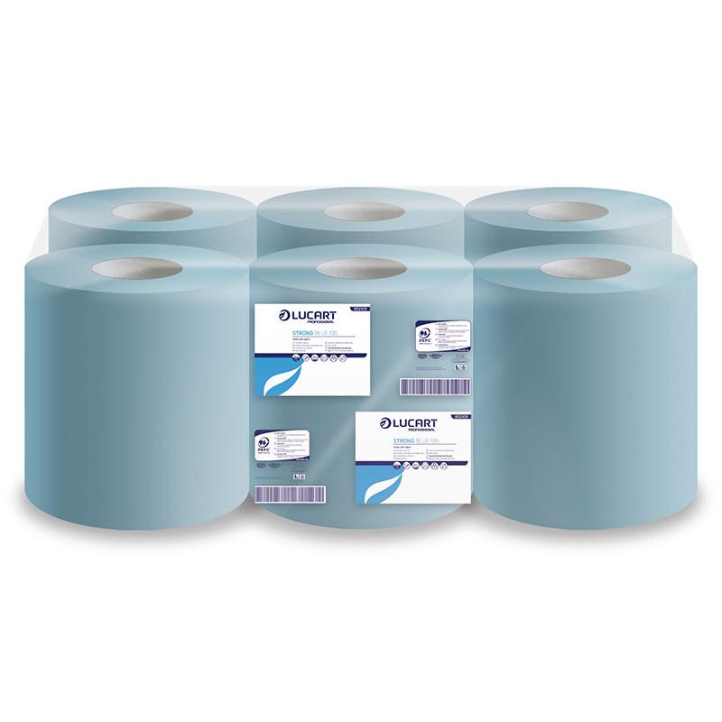 Lucart Strong Blue 135 - 852105 -
