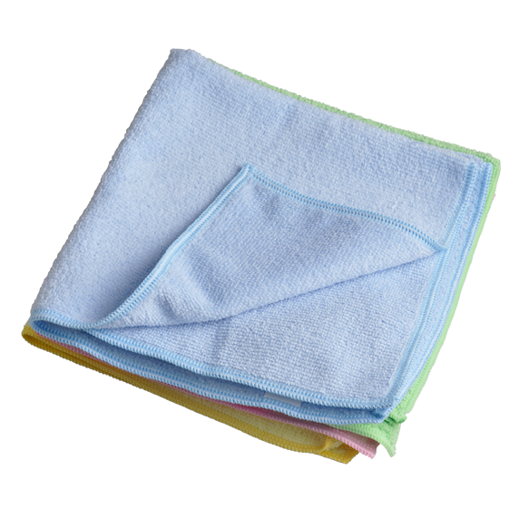 Uniray product - Microfiber rags
